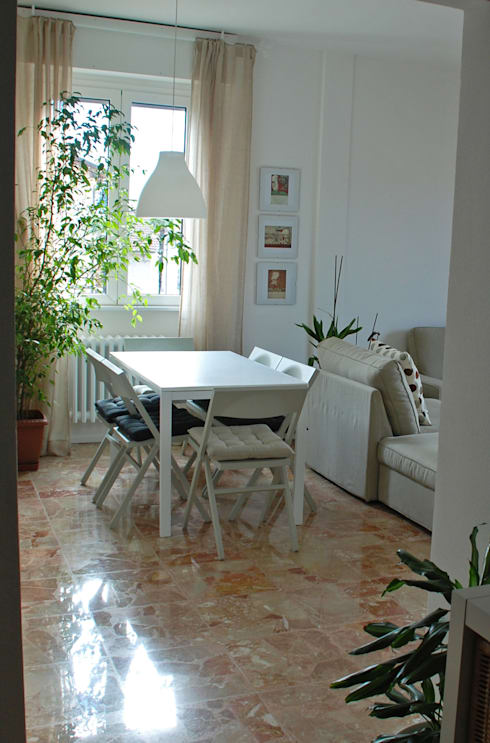 Appartamento sul lago di studio 39 dragora architettura e for Appartamento sul lago