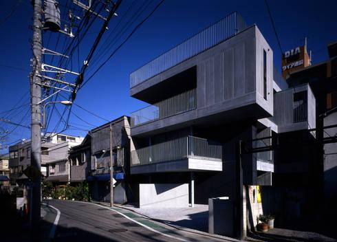 FK: 濱嵜良実+株式会社 浜﨑工務店一級建築士事務所が手掛けた家です。