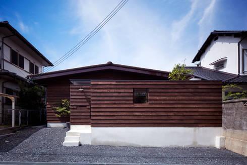 House in Gakuenmae: 設計組織DNAが手掛けた家です。