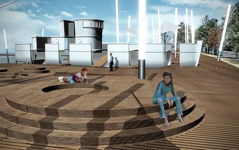 Concurso <q>Estaleiro do Ouro</q>:   por EVA | evolutionary architecture