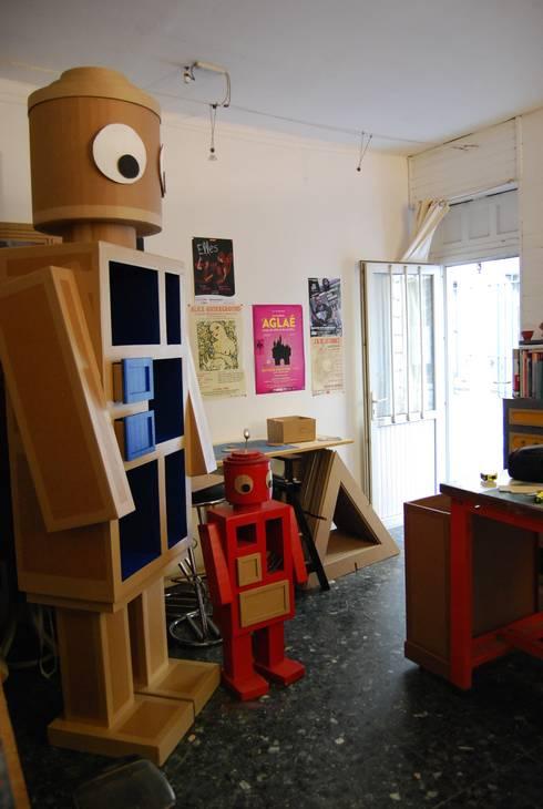 Original Karton의  아이 방