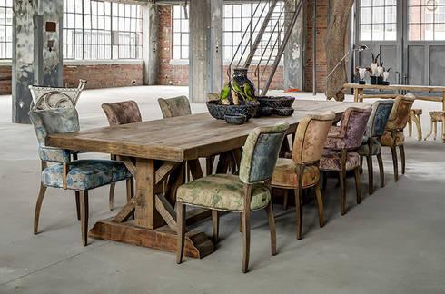vintage m bel loft einrichtung von matz m bel homify. Black Bedroom Furniture Sets. Home Design Ideas