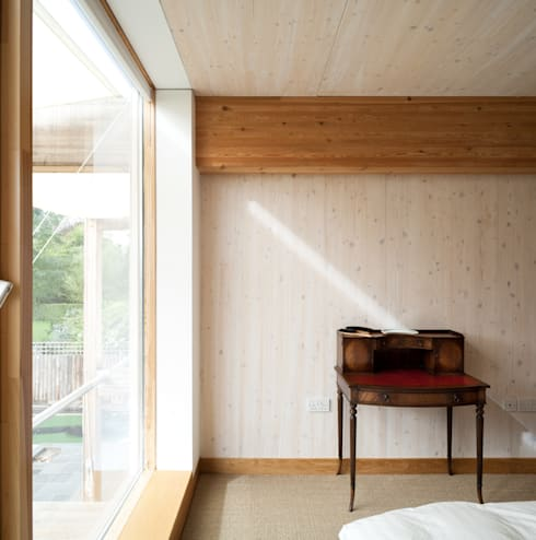 Cavendish: scandinavian Bedroom by Mole Architects