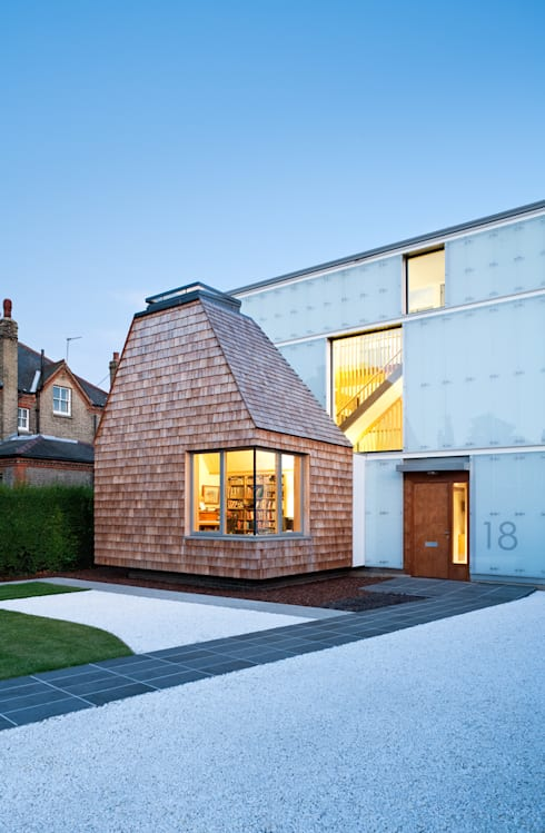 Cavendish:  Houses by Mole Architects