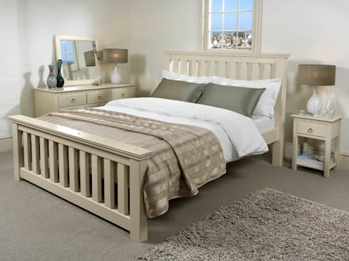 Some of our handcrafted bed designs by Revival Beds | homify
