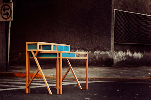 COLECCIÓN 01: ESQUELETO Y LAPA: Estudio de estilo  por GOYO ESTUDIO