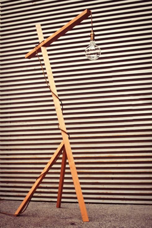 COLECCIÓN 01: LAMPERA: Estudio de estilo  por GOYO ESTUDIO