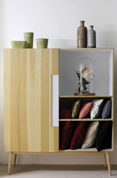 Clorofilia 2015: Vestidores y closets de estilo  por Clorofilia