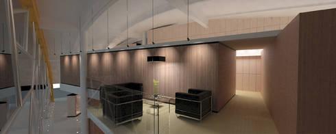 Maja´s, Clinica de belleza: Clínicas / Consultorios Médicos de estilo  por LEAP Laboratorio en Arquitectura Progresiva
