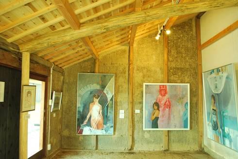蔵屋 満 RENOVATION : 西川真悟建築設計が手掛けた和室です。