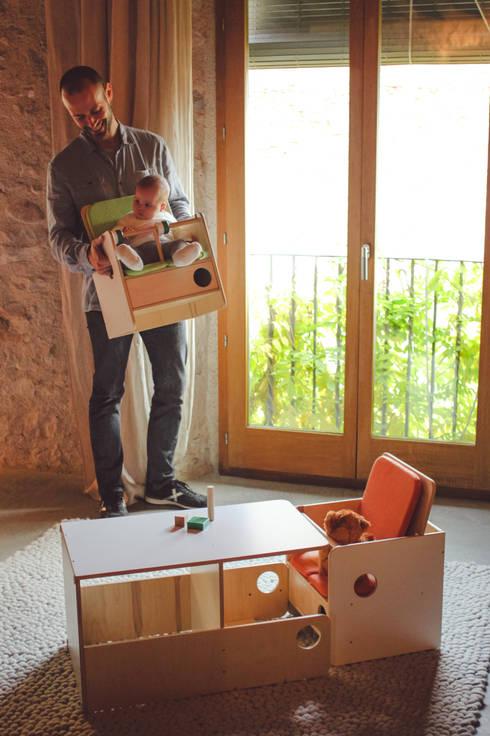 Quarto de crianças  por nuun kids design