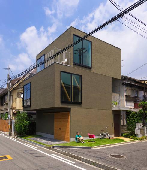 タカヤマ建築事務所의  주택