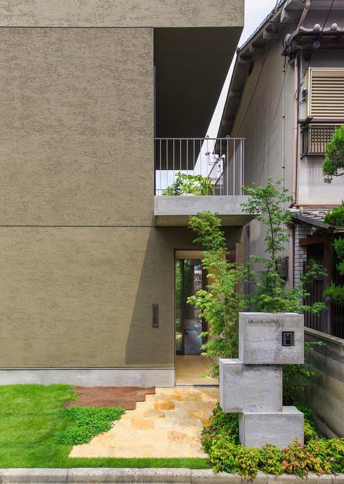 タカヤマ建築事務所의  정원