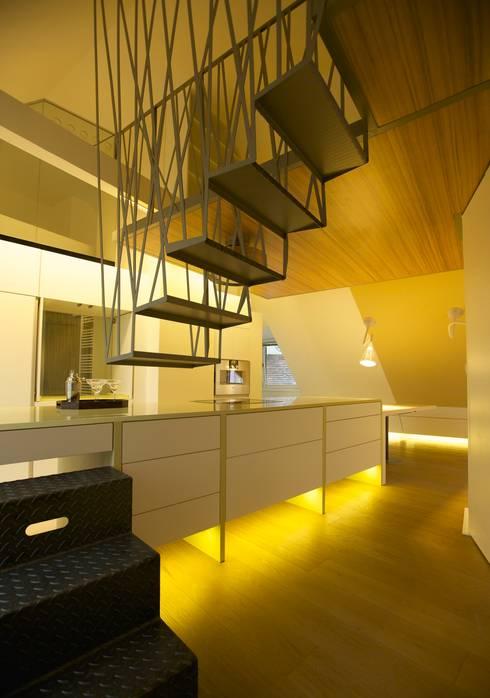مطبخ تنفيذ 3rdskin architecture gmbh