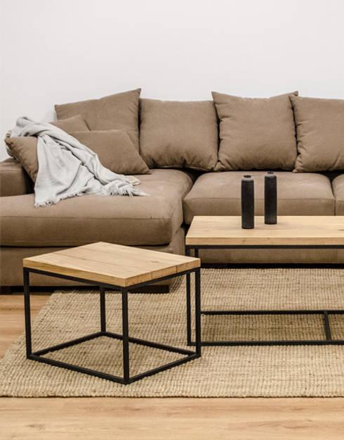 Sof s cube deco de cube deco homify for Sofa modular tela