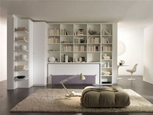 bibliotheques placards et lits sur mesure par rangeocean homify. Black Bedroom Furniture Sets. Home Design Ideas