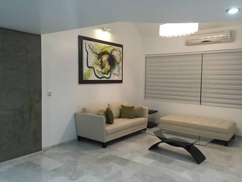 sala: Salas de estilo moderno por Arki3d