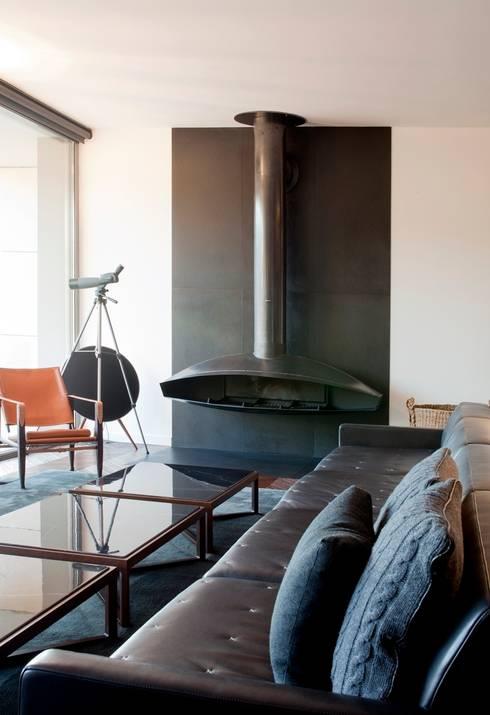 Projekty,  Salon zaprojektowane przez A-Mimarlık İnşaat Sanayi ve Tic. Ltd. Şti.
