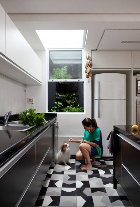 Casa do Itaim: Cozinhas modernas por Consuelo Jorge Arquitetos