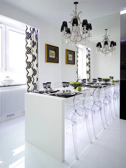 Salas de jantar  por t design