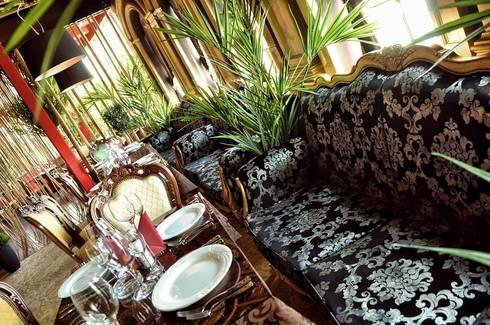ALLARTSDESIGN - represents a new job - Italian restaurant DON CORLEONE in Berezniki (Russia, Perm):  в . Автор – ALLARTSDESIGN