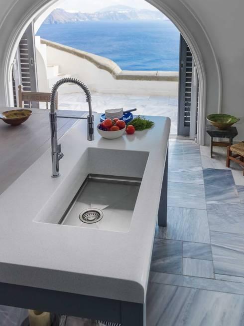 mediterranean Kitchen by FRANKE