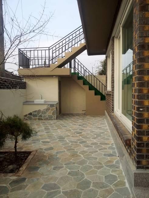 해밀건축사사무소:  tarz Teras