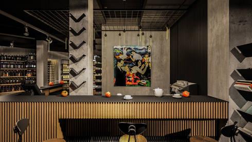 Винотека <q>Бурбон</q>: Ресторации в . Автор – АРТэврика