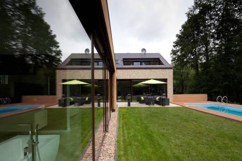 Architekt Stadtlohn wohnen an der berkel hermann josef steverding architekt homify