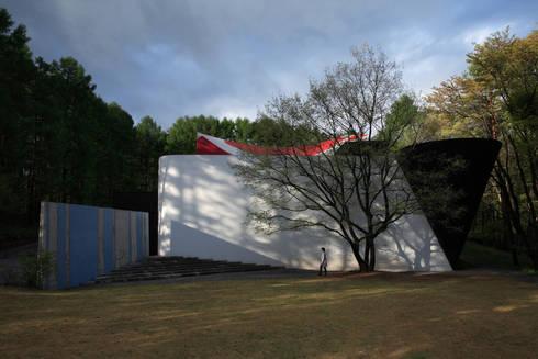 中村キース・へリング美術館 : Atsushi Kitagawara Architects が手掛けた美術館・博物館です。