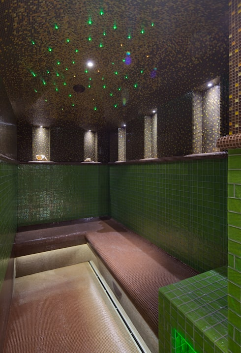 Holford Road 2: modern Spa by KSR Architects