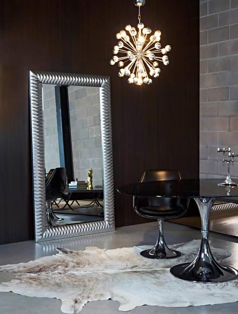 NICK SILVER: klasieke Eetkamer door Deknudt Mirrors
