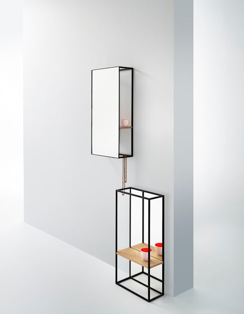 Deknudt Mirrors의  욕실