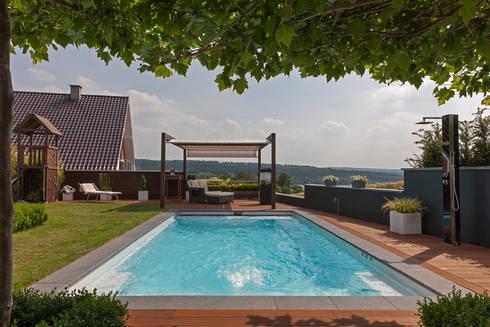schwimmbad sauna wellness von l chte gmbh homify. Black Bedroom Furniture Sets. Home Design Ideas