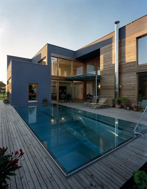 EFH: moderne Häuser von architekturbühne