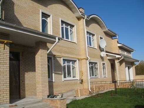 Townhouse.:  в . Автор – BersoDesign ❖ Landscape architecture. Design.