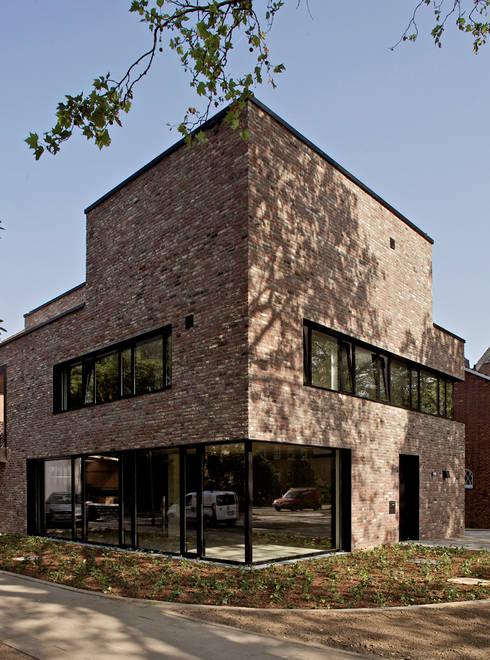 Haus strathmann m nster von andreas heupel architekten bda for Modernes haus projekte