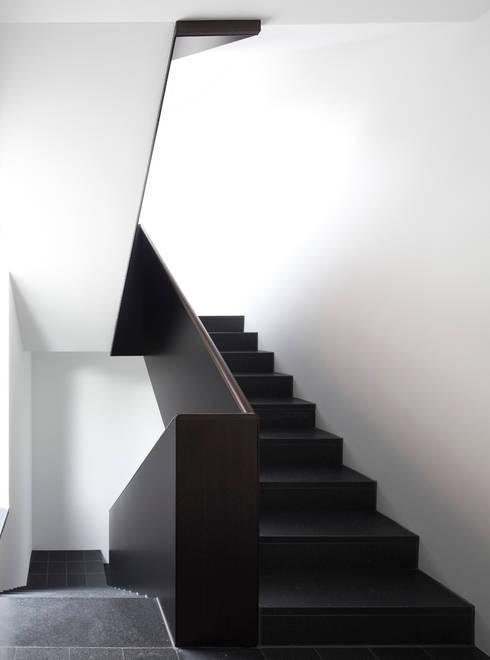 Gang en hal door Andreas  Heupel Architekten BDA