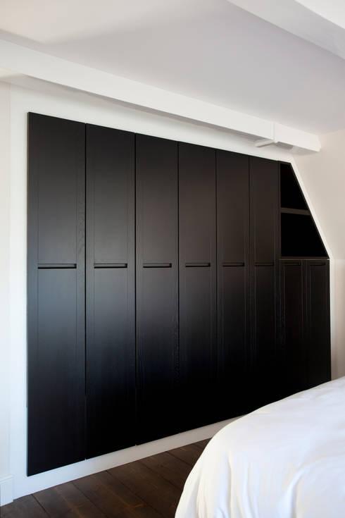 Kasten: scandinavische Slaapkamer door Proest Interior
