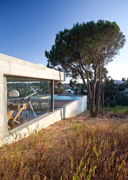 Casa em Pedrogão: Habitações  por Phyd Arquitectura
