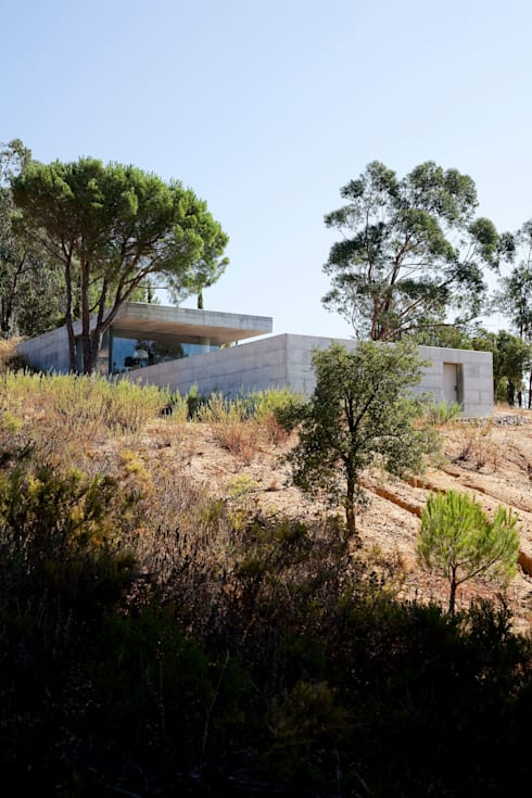 Casa em Pedrogão: Casas  por Phyd Arquitectura