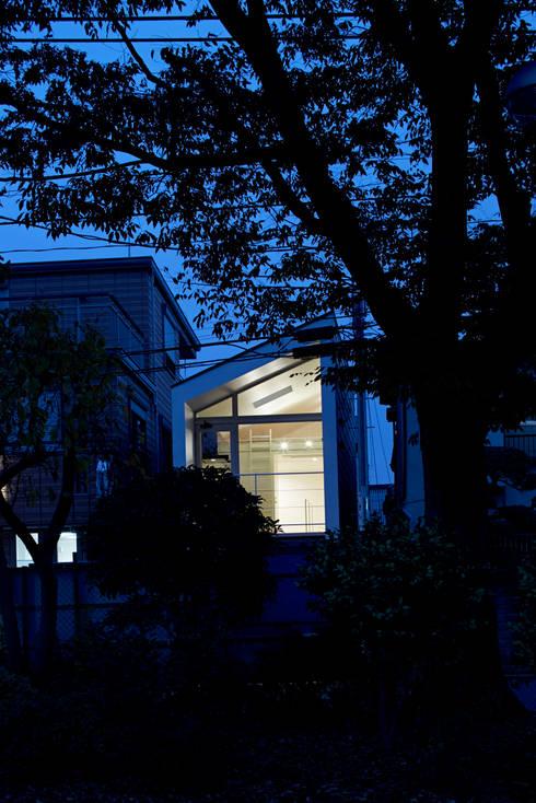 公園の家: another APARTMENT LTD. / アナザーアパートメントが手掛けた家です。