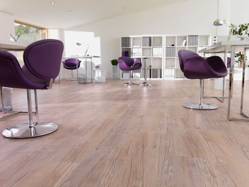 KARNDEAN : Oficinas y tiendas de estilo  por Gama Elite