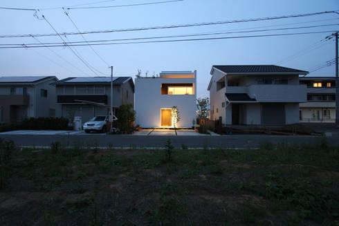 外観: FCDが手掛けた家です。