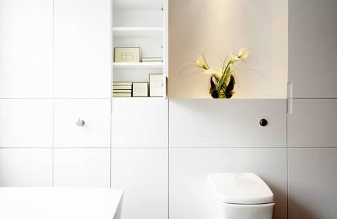 Dalebury Road, Bathroom: modern Bathroom by BLA Architects