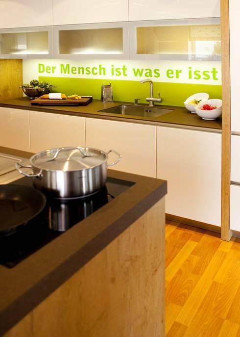 Unsere Küchenausstellung:  Küche von Settele Küche & Wohnen