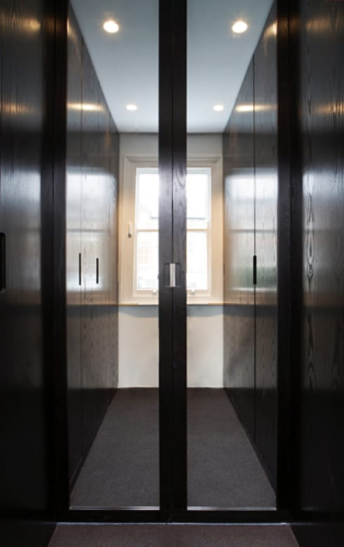 Dalebury Road, Dressing Room: modern Dressing room by BLA Architects
