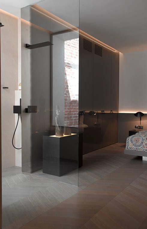 dachgeschossausbau 2014 von bernd gruber kitzb hel homify. Black Bedroom Furniture Sets. Home Design Ideas
