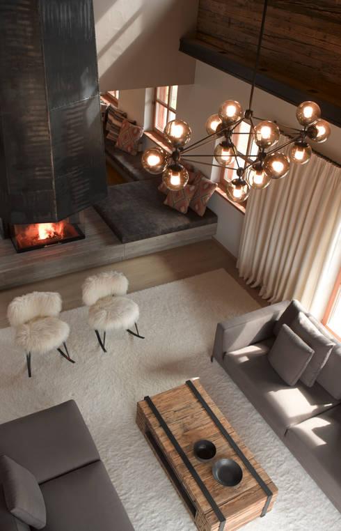 bernd gruber kitzb hel chalet 2013 homify. Black Bedroom Furniture Sets. Home Design Ideas