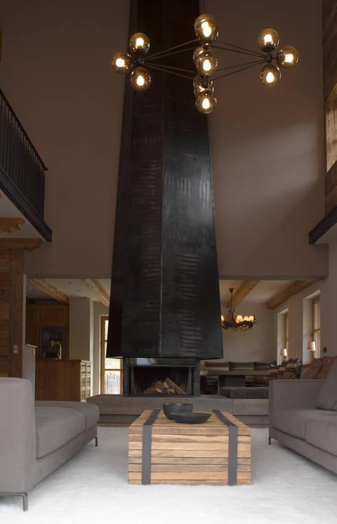chalet 2013 von bernd gruber kitzb hel homify. Black Bedroom Furniture Sets. Home Design Ideas
